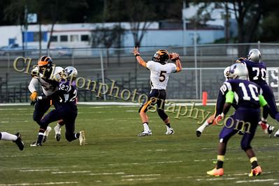 2013 Clarkston Varsity Football vs  Pontiac Creek  064