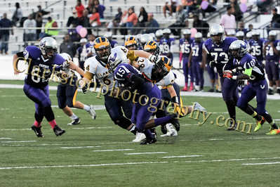 2013 Clarkston Varsity Football vs  Pontiac Creek  030