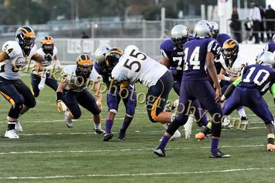 2013 Clarkston Varsity Football vs  Pontiac Creek  012