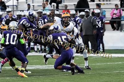 2013 Clarkston Varsity Football vs  Pontiac Creek  026