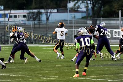 2013 Clarkston Varsity Football vs  Pontiac Creek  063