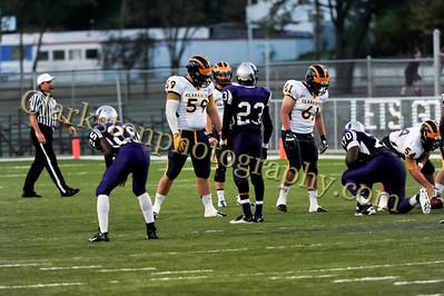 2013 Clarkston Varsity Football vs  Pontiac Creek  062