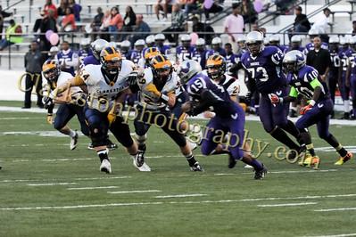 2013 Clarkston Varsity Football vs  Pontiac Creek  029
