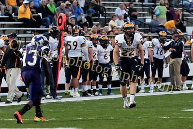 2013 Clarkston Varsity Football vs  Pontiac Creek  043