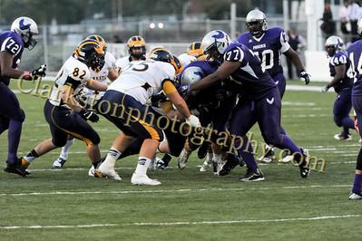 2013 Clarkston Varsity Football vs  Pontiac Creek  015