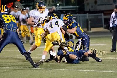 2013 Clarkston Varsity Football vs  Oxford  051