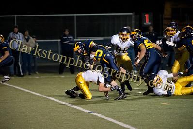 2013 Clarkston Varsity Football vs  Oxford  022