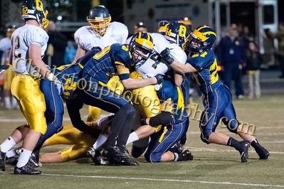2013 Clarkston Varsity Football vs  Oxford  056