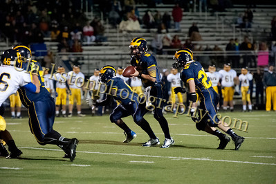 2013 Clarkston Varsity Football vs  Oxford  018