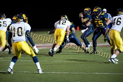 2013 Clarkston Varsity Football vs  Oxford  011