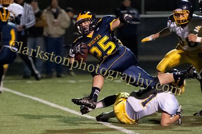2013 Clarkston Varsity Football vs  Oxford  023