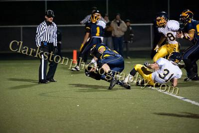 2013 Clarkston Varsity Football vs  Oxford  024