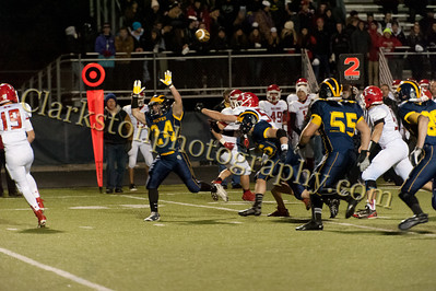 2013 Clarkston Varsity Football vs Romeo Image  002