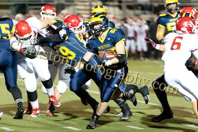 2013 Clarkston Varsity Football vs Romeo Image  053