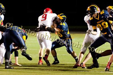 2013 Clarkston Varsity Football vs Romeo Image  009