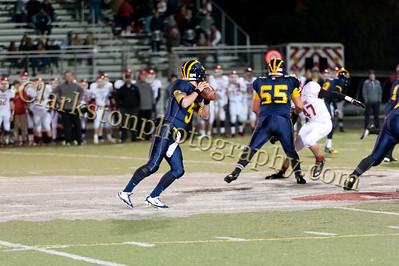 2013 Clarkston Varsity Football vs Romeo Image  089