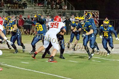 2013 Clarkston Varsity Football vs Romeo Image  045