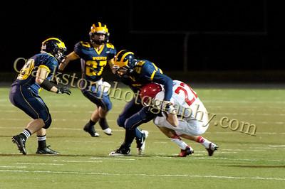 2013 Clarkston Varsity Football vs Romeo Image  006