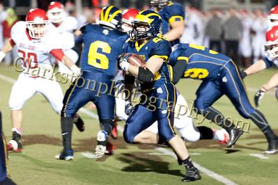 2013 Clarkston Varsity Football vs Romeo Image  055