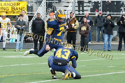 2013 Clarkston Varsity Football vs  Adams Playoffs  0187