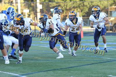 2013 Clarkston Varsity Football vs  Rochester Image 108