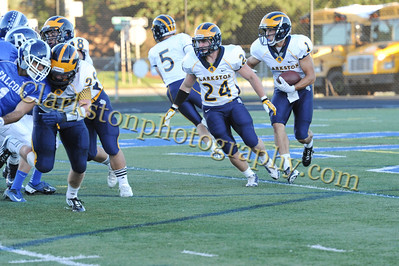 2013 Clarkston Varsity Football vs  Rochester Image 109