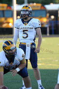 2013 Clarkston Varsity Football vs  Rochester Image 045