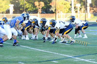 2013 Clarkston Varsity Football vs  Rochester Image 106