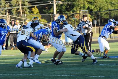 2013 Clarkston Varsity Football vs  Rochester Image 104