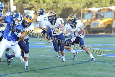 2013 Clarkston Varsity Football vs  Rochester Image 110