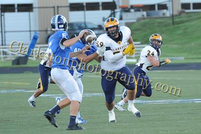 2013 Clarkston Varsity Football vs  Rochester Image 136