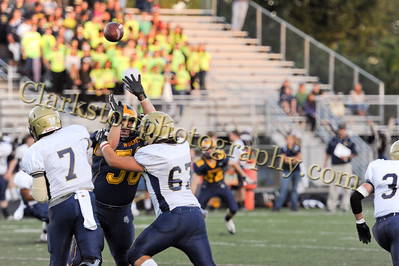2013 Clarkston Varsity Football vs  Stoney Creek  008