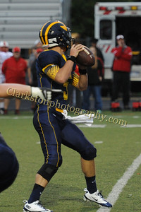 2013 Clarkston Varsity Football vs  Athens Image 001
