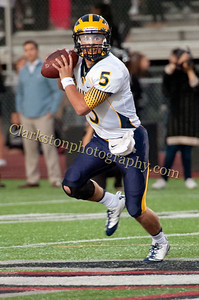 2013 Clarkston Varsity Football vs  Troy  062