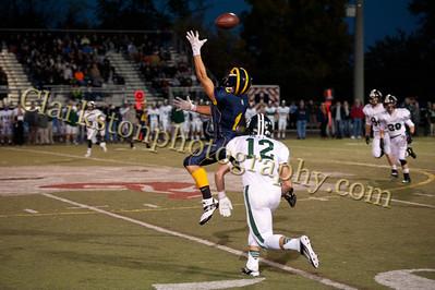 2013 Clarkston Varsity Football vs  Lake Orion  071