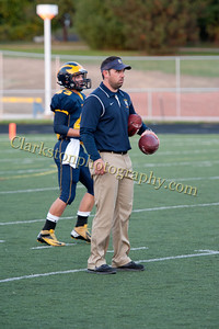 2013 Clarkston Varsity Football vs  Lake Orion  014