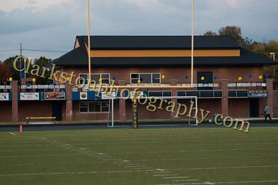 2013 Clarkston Varsity Football vs  Lake Orion  025