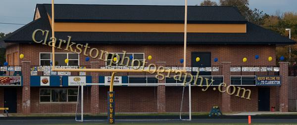 2013 Clarkston Varsity Football vs  Lake Orion  024