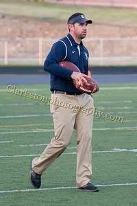 2013 Clarkston Varsity Football vs  Lake Orion  013