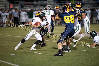 2013 Clarkston Varsity Football vs  Lake Orion  059