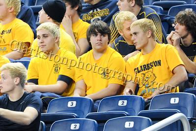 2013 Clarkston Varsity Football vs  CC  0015