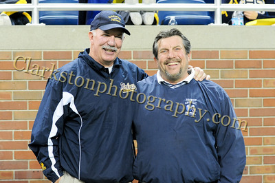 2013 Clarkston Varsity Football vs  CC  0056