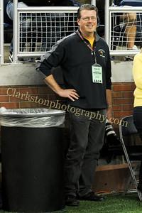 2013 Clarkston Varsity Football vs  CC  0095