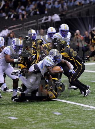 Bayou Classic Southern University vs. Grambling State University 11/30/2013