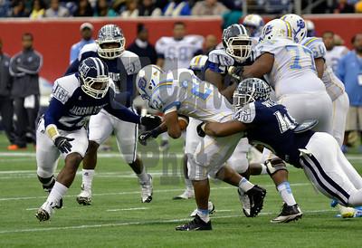SWAC Championship. Southern University vs Jackson State University 12/07/2013