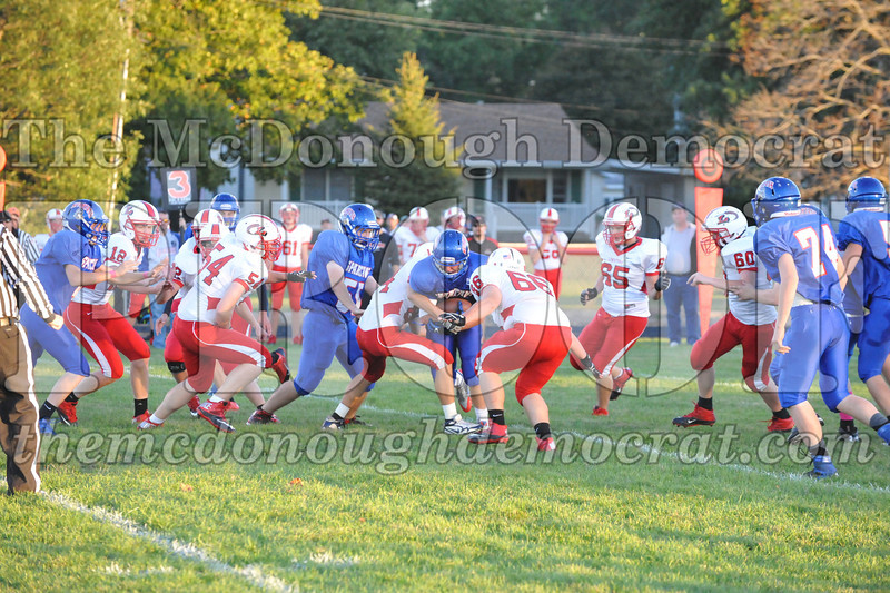 HS B Fb Jv BPC vs Lewistown 10-07-13 056