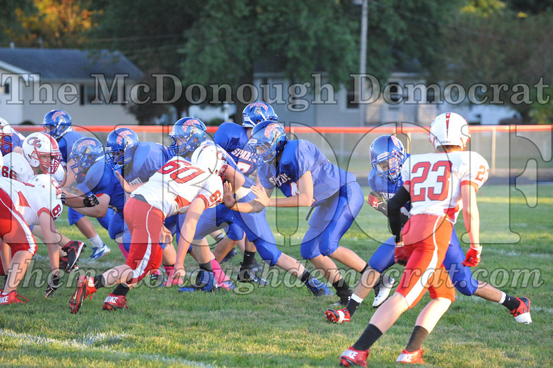 HS B Fb Jv BPC vs Lewistown 10-07-13 051