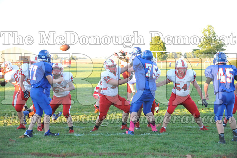 HS B Fb Jv BPC vs Lewistown 10-07-13 041