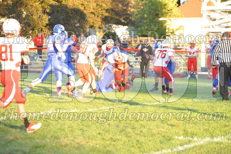 HS B Fb Jv BPC vs Lewistown 10-07-13 013