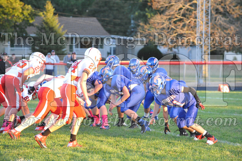 HS B Fb Jv BPC vs Lewistown 10-07-13 057